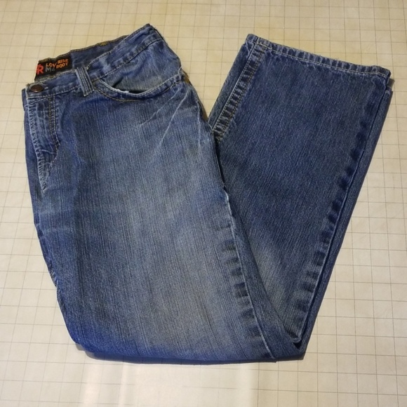 4285bbd2aac Ariat Other - Ariat FR Work Low Rise M4 Boot Size 34 Jeans